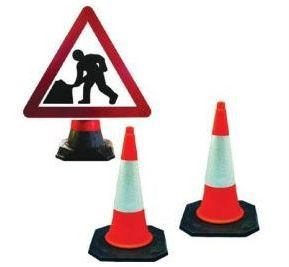 Cones, Barriers & Signage